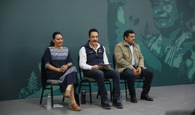 Sembrando Vida llegará a 10 mil campesinos en Hidalgo