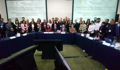 Sumarán esfuerzos satelitales ante desastres naturales México, Estados Unidos y Canadá