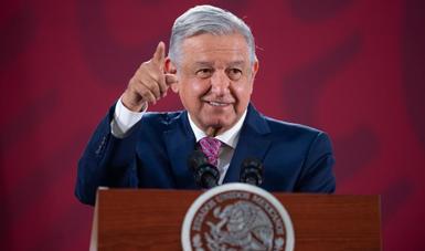 El Buen Fin 2019 contribuye a fortalecer mercado interno, afirma presidente López Obrador