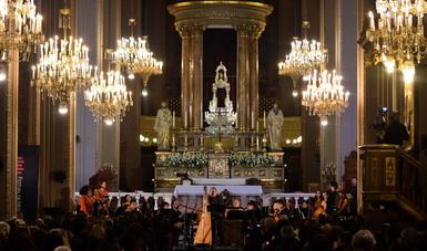 Arranca el 31 Festival de Música de Morelia Miguel Bernal Jiménez