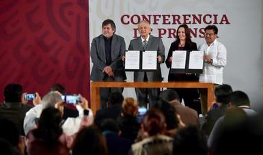 Presidente López Obrador anuncia inicio de procesos de consulta vinculatoria para construcción de Tren Maya