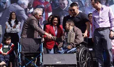 Familia y comunidad, indispensables para avanzar en el tema de la inclusión: Jorge Alcocer Varela