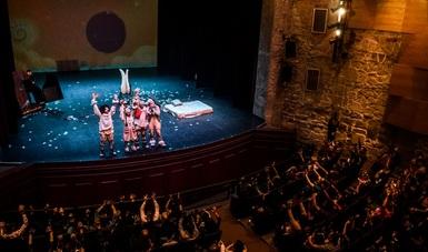 Para el disfrute de los más pequeños, la compañía Triciclo Rojo llega al Festival de Música de Morelia