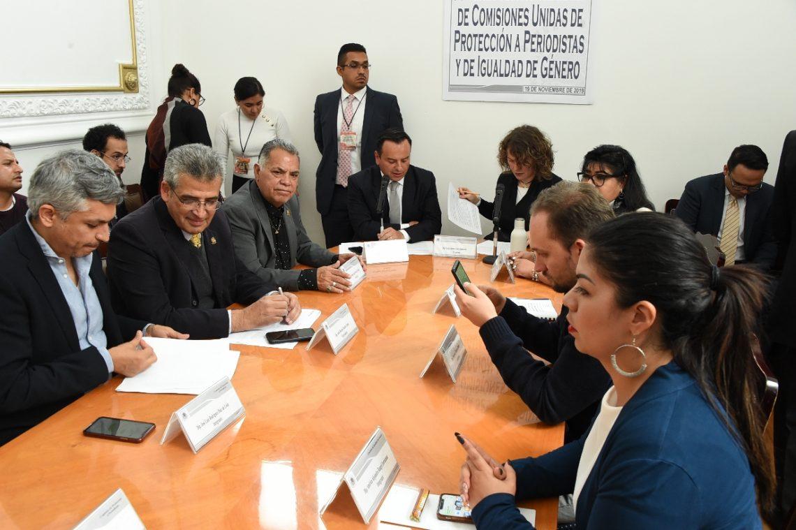 Comparecerá la titular del Mecanismo Integral de Protección a Personas Defensoras de Derechos Humanos y Periodistas