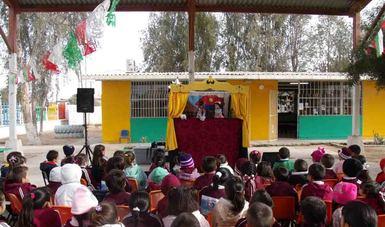 Zancadilla Teatro promueve la lectura y la reflexión con sus presentaciones