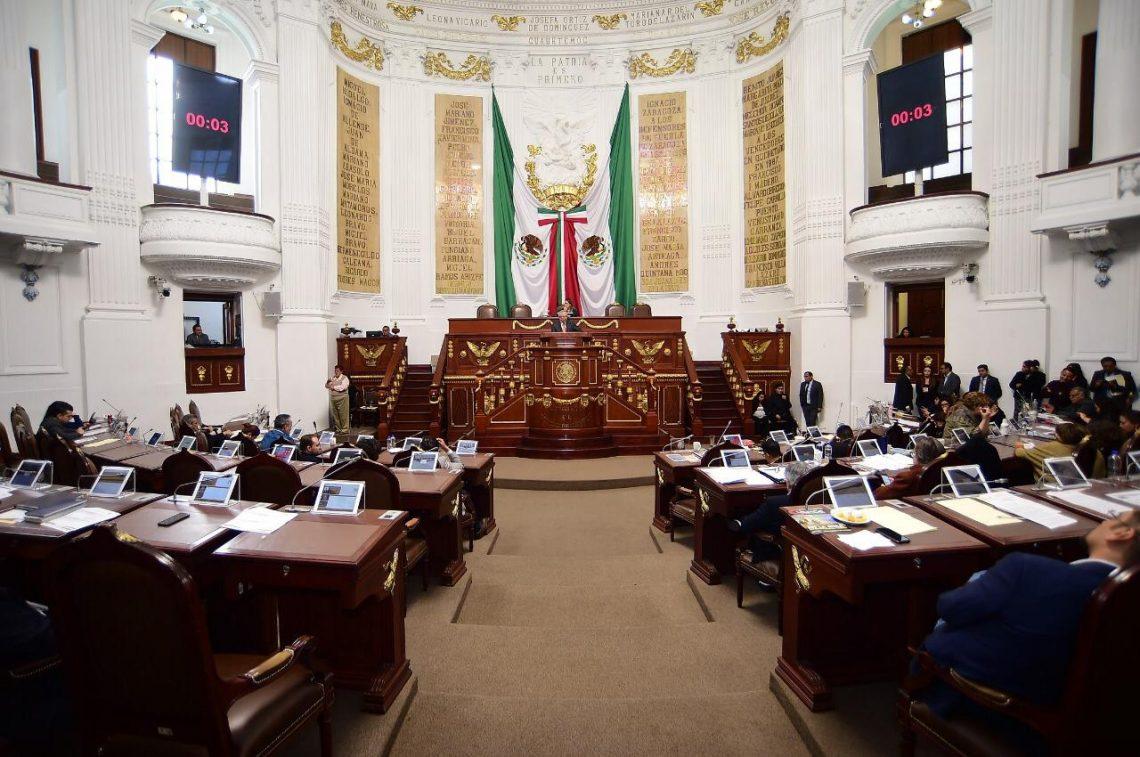 El Congreso local estudia la creación de la Ley del Registro de Ofensores Sexuales de la Ciudad de México