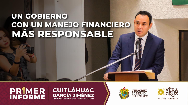 Veracruz reestructura su deuda pública con rumbo a unas finanzas más saludables