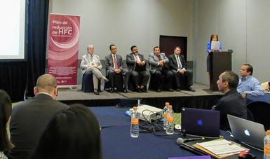 Sectores involucrados se capacitan para lograr la reducción de Hidrofluorocarbonos (HFC) en el país