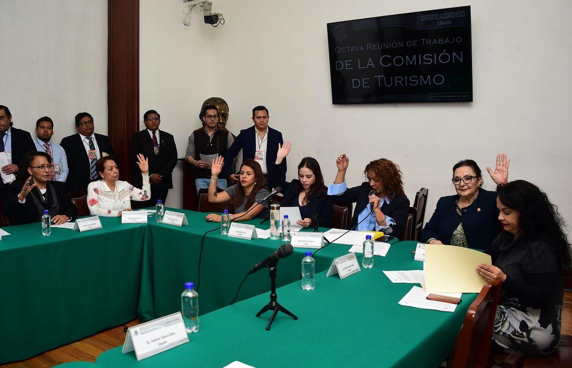 """Aprueban convocatoria para la Medalla al Mérito Turístico """"Embajador Turístico de la Ciudad de México 2020"""""""
