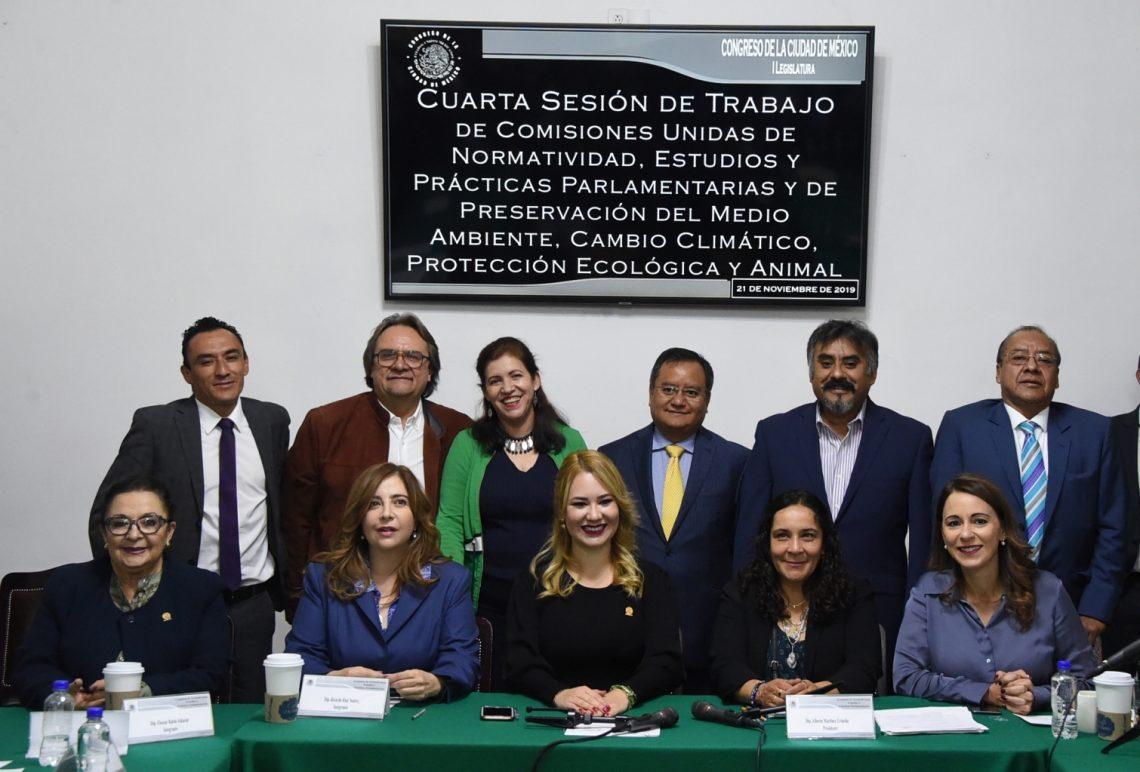 """Avanza en comisiones la iniciativa para declarar el 5 de octubre como el """"Día de la Jardinería Ambiental"""""""