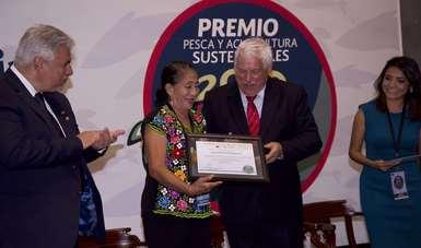 Premia Agricultura proyectos productivos del sector pesquero y acuícola que impulsan innovadoras prácticas y cuidado de recursos naturales