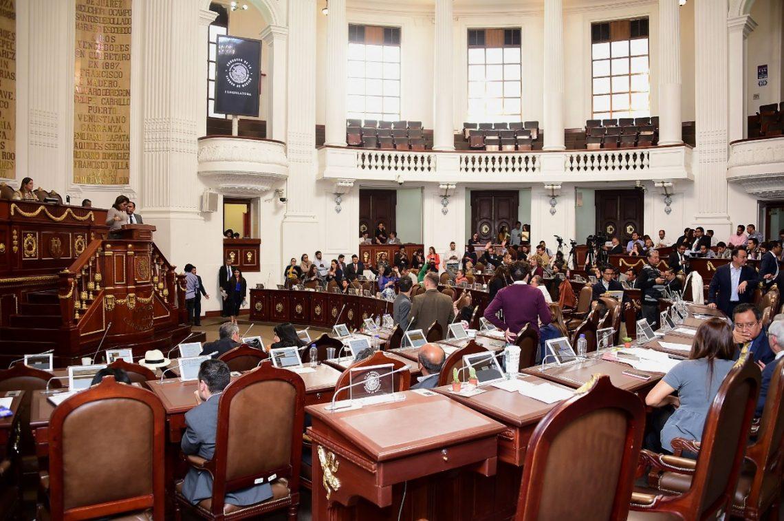 Proponen en Congreso CDMX iniciativas para proteger derechos de menores ante una orden de aprehensión del adulto, y sobre la guarda y custodia