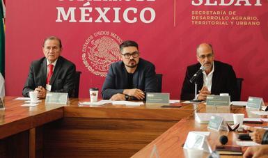 Instala CIR grupo especial de seguimiento a reconstrucción de escuelas en Oaxaca