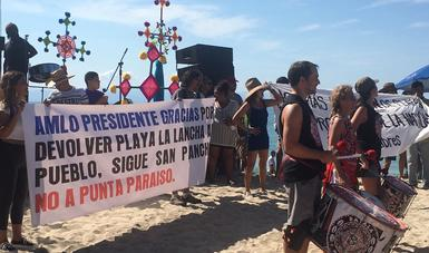 Semarnat libera 30 accesos públicos a playas en Nayarit