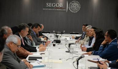 Entrega SCT respuesta ante notario público al pliego petitorio de la comunidad de San Juan Coapanaya