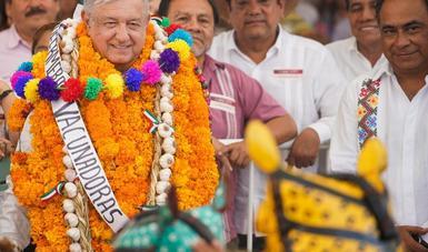 Sembrando Vida llegará a Guerrero para emplear a 20 mil campesinos, anuncia presidente López Obrador en Chilapa