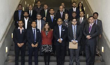 Fortalecen México e Indonesia cooperación técnica en agricultura e intercambio comercial