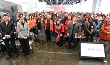 Palabras de la Secretaria de Economía, Graciela Márquez, en el Día Internacional de la Eliminación de la Violencia contra las Mujeres