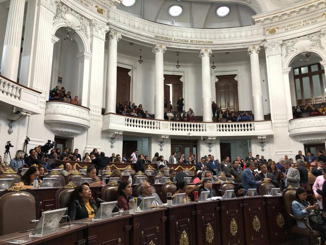 """Aprueba el Congreso capitalino declarar el 5 de Octubre como """"Día de la Jardinería Ambiental en la Ciudad de México"""""""