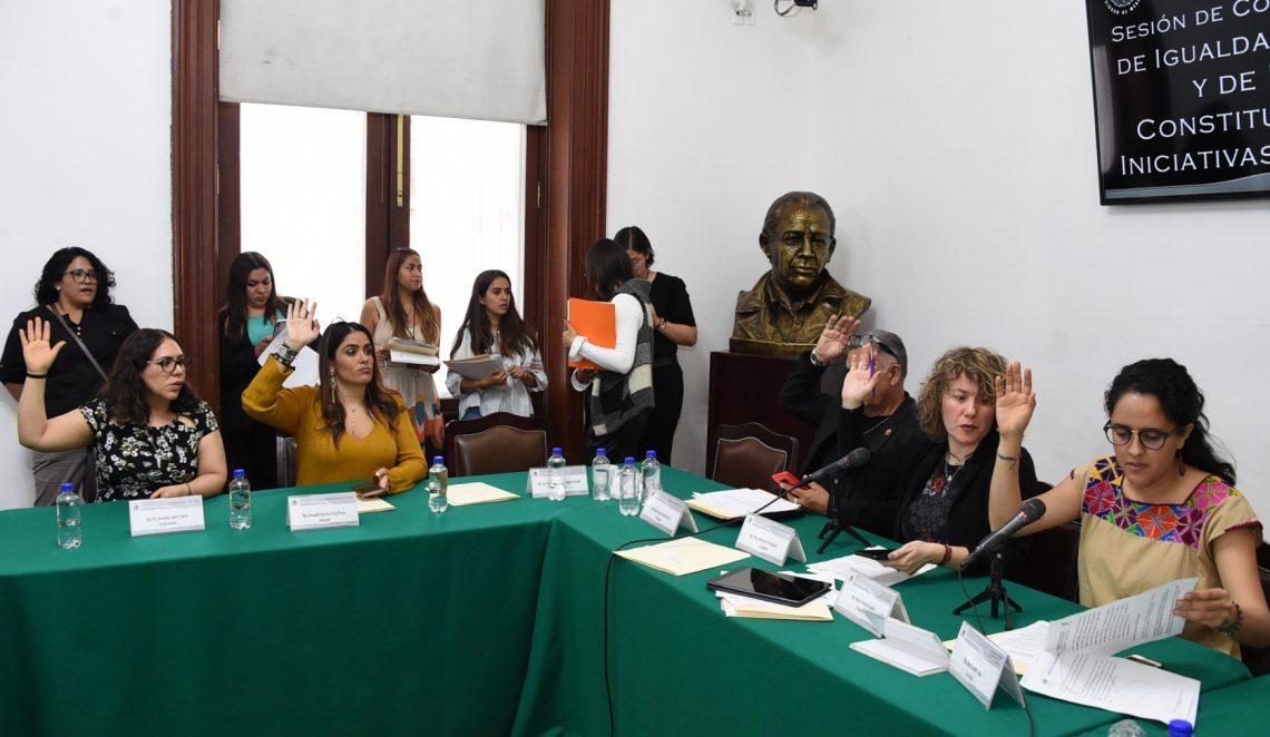 Aprueban dictámen para reformar la Ley de Acceso de las Mujeres a una Vida Libre de Violencia