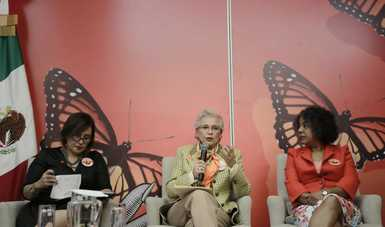 Cero tolerancia a la violencia en contra de las mujeres, reitera Olga Sánchez Cordero