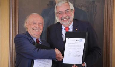 La Semarnat y la UNAM fortalecerán el trabajo conjunto de investigación científica y cultural