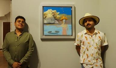Exhiben en Nuevo León 24 obras del Premio de Pintura y Grabado Ángel Zárraga