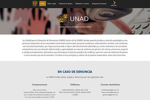 Incrementa la UNAM número de unidades para la Atención de Denuncias contra acoso y violencia de género