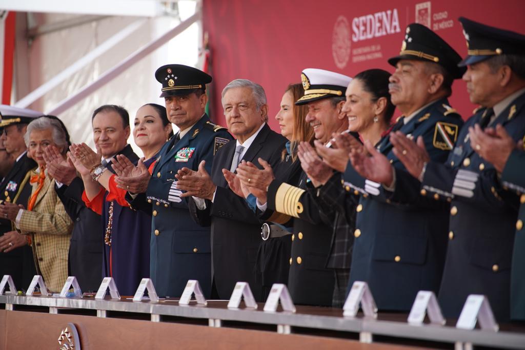 Ceremonia del centenario luctuoso del General Felipe Ángeles