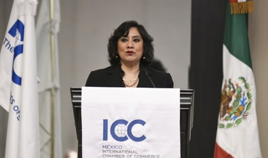 Secretaria de la Función Pública inaugura Tercer Congreso Anticorrupción de la Cámara Internacional de Comercio