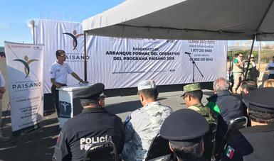Brindarán INM y Guardia Nacional atención a connacionales que ingresan a México para Navidad y Año Nuevo