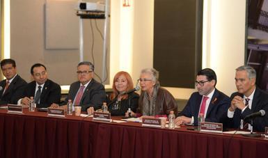 Hay que apostar a las nuevas generaciones porque la juventud es el pilar más importante de una nación: Olga Sánchez Cordero