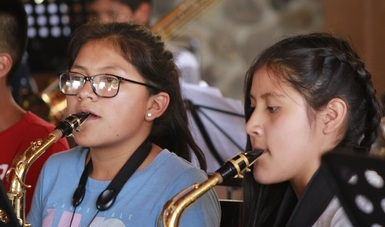 Yela-Too: la banda infantil oaxaqueña que se ha ganado el respeto musical