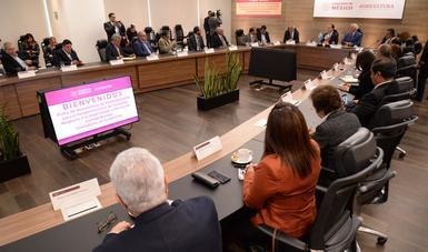 Acuerdan México y Guatemala mecanismos de control sanitario para la introducción legal de ganado bovino procedente de Centroamérica