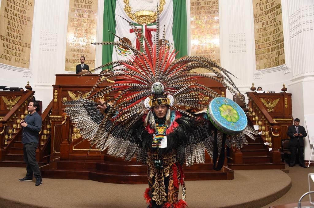 El Congreso local aprobó la Ley de los Derechos de los Pueblos, Barrios Originarios y Comunidades Indígenas Residentes de la CDMX