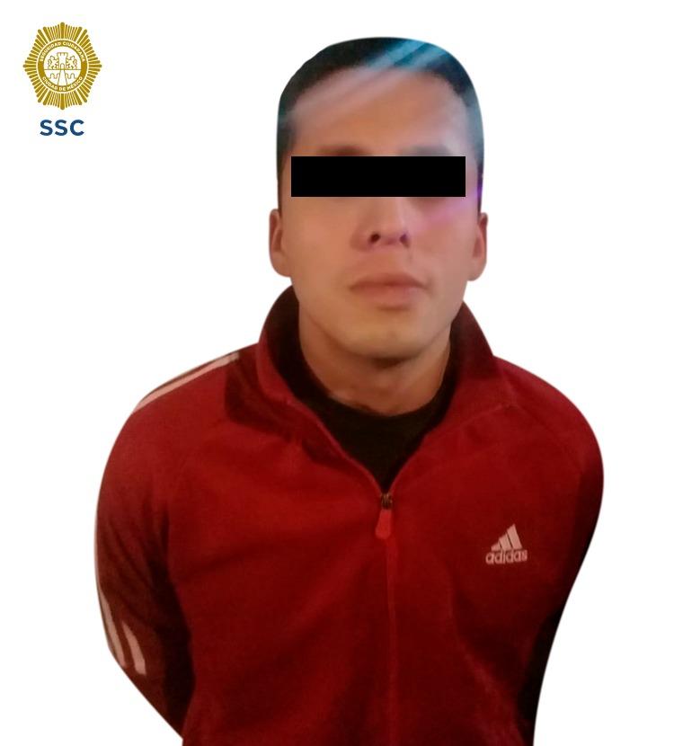 La SSC detuvo a tres personas posiblemente relacionadas con el homicidio de un hombre en la colonia Morelos