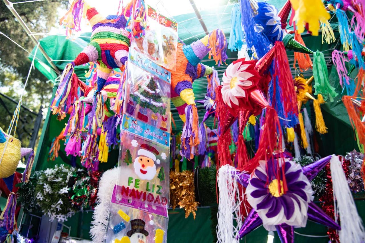La Navidad llega a Tlalpan