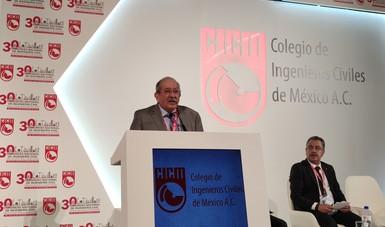 Los Puertos son motores del desarrollo regional: López Gutiérrez