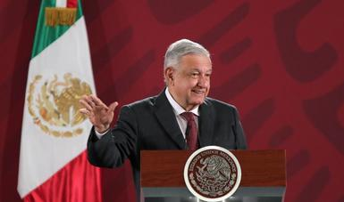 Poco a poco terminarán extorsiones y corrupción en las fronteras, afirma presidente López Obrador