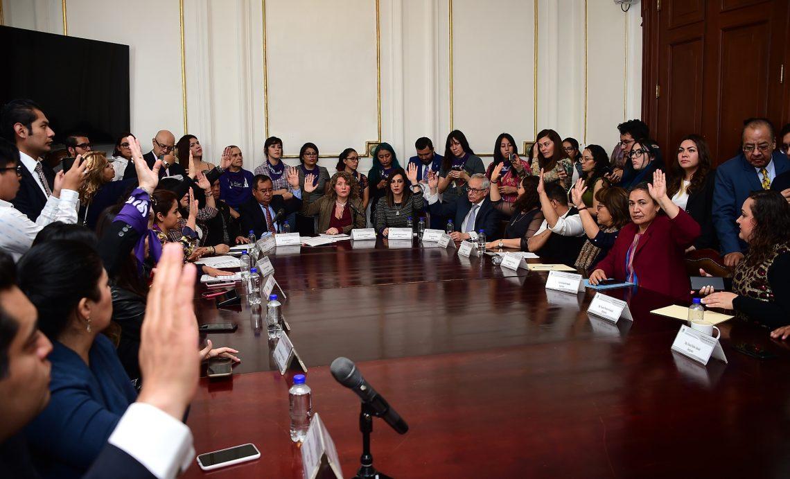 En comisiones unidas aprueban, por unanimidad, aumentar las sanciones al delito de violencia digital