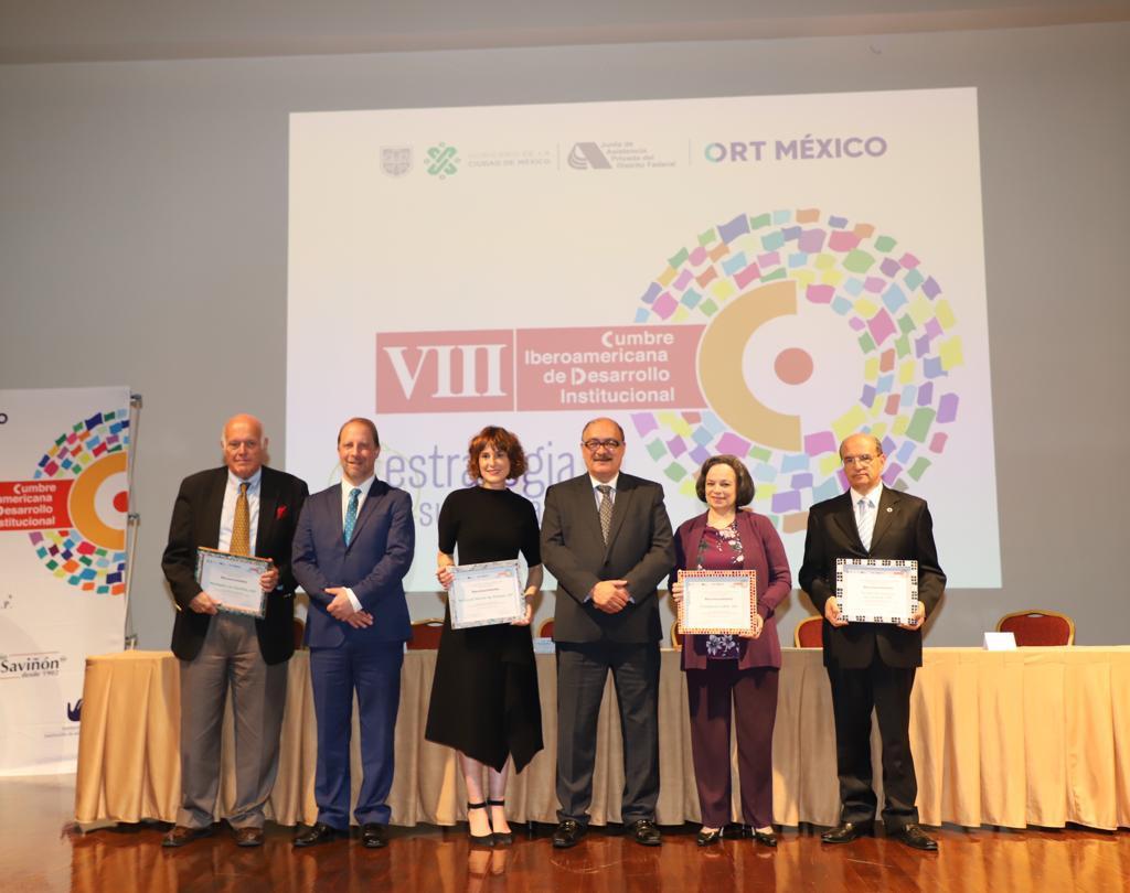 Realiza la JAPDF la VIII Cumbre Iberoamericana de Desarrollo Institucional 2019