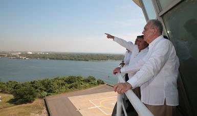El mar tiene una enorme riqueza, para beneficio de los mexicanos: Javier Jiménez Espriú