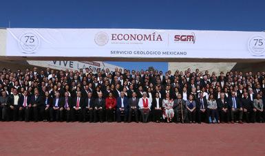 El Servicio Geológico Mexicano, palanca de desarrollo fundamental para mejorar el nivel de vida de los mexicanos