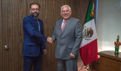 Trazan México y Brasil ruta para un equilibrio comercial agropecuario como mercados complementarios