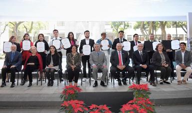Reciben Premio Nacional de Acción Voluntaria y Solidaria 2019