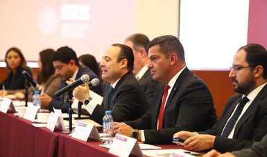 Congresos locales y federales deben legislar con perspectiva de internacionalización, señala subsecretario de Gobierno