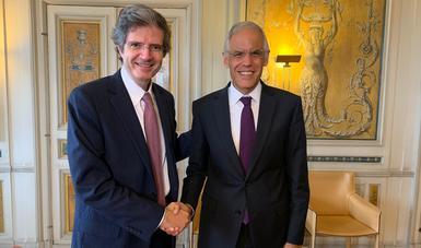 México y Francia sostienen consultas políticas viceministeriales