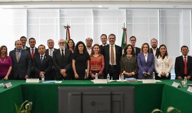 Exhorta CCIRJL a entidades federativas acelerar implementación de Reforma Laboral