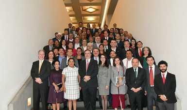 Primer Encuentro con Congresos Locales en el ámbito de la Internacionalización de Estados y Ciudades Mexicanas