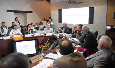 Inician los trabajos de la IV Reunión Ordinaria del Consejo Nacional de Salud